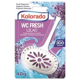 """""""Kolorado"""" 40 g orgona illatú WC tisztító blokk"""