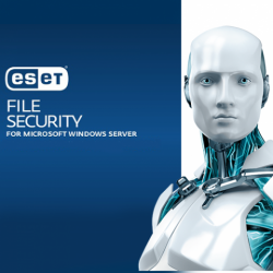 ESET File Security for Microsoft Windows Server 4 szerver 3 év HUN online vírusirtó szoftver