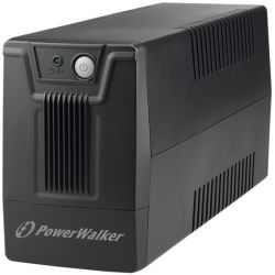 Power Walker UPS Line-Interactive 800VA 2x 230V PL OUT, RJ11/45 IN/OUT, USB Szünetmentes táp