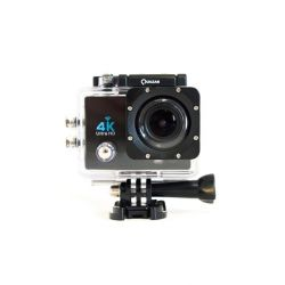 Quazar Blackbox UltraHD 4K fekete sport és akciókamera