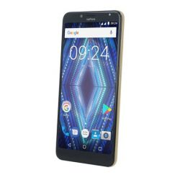 "myPhone Prime 18x9 5.5"" 16GB Dual SIM 3G arany okostelefon"