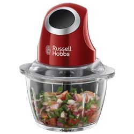 Russell Hobbs 24660-56 Desire 200W piros mini aprító