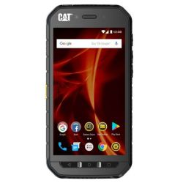 "Caterpillar S41 5"" 32GB Dual SIM 4G/LTE fekete mobiltelefon"
