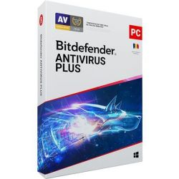 Bitdefender Antivirus Plus HUN  1 Eszköz 1 év online vírusirtó szoftver