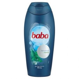 Baba 400 ml menta férfi tusfürdő