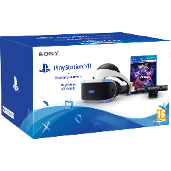 PlayStation VR + Camera + VR Worlds (hard bundle) 9981862 kiegészítő