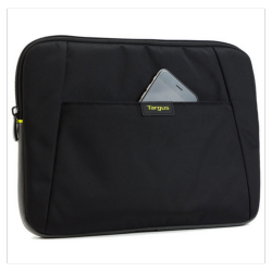 TARGUS TSS929EU, City Gear 11.6 inch Laptop Sleeve - fekete notebook tok