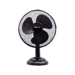 TOO FAND-30-200-B 40W fekete asztali ventilátor