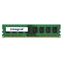 Integral 4GB 1600MHz DDR3 CL11 1.5V Single-channel memória