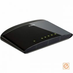 D-Link DES-1005D 5 Port 10/100Mbps Desktop Switch 5xport,5x10/100