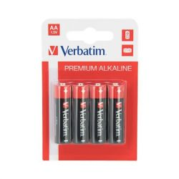 Verbatim 49921 4db 1.5V AAA ceruzaelem