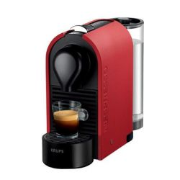 Krups XN1005 Nespresso Inissia piros kávéfőzőgép
