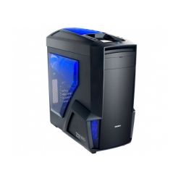 ZALMAN Z11 NEO Midi ATX, Micro-ATX fekete számítógép ház