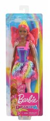 Mattel Barbie Dreamtopia barna bőrű tündérhercegnő