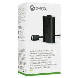 Microsoft Xbox Series X Play and Charge Kit újratölthető akkumulátor szett