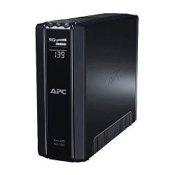 APC BR1500G-GR Power-Saving Back-UPS Pro 1500VA, Schuko szünetmentes tápegység