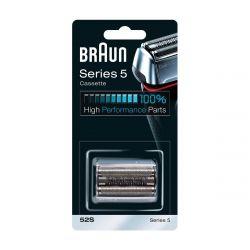 Braun 52S ezüst borotvafej