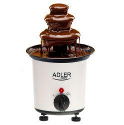 Adler AD 4487 0.2l 30W fekete/fehér csokoládé szökőkút