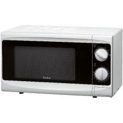 Amica AMG17M70V 17l 700W fehér mikrohullámú sütő