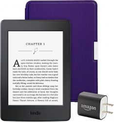 """Amazon Kindle Paperwhite 6"""" 8GB lila vízálló E-book olvasó"""