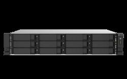 QNAP TS-1273AU-RP-8G 12 fiókos NAS szerver