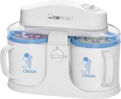 Clatronic ICM 3650 0.5l 12W fehér fagylaltkészítő