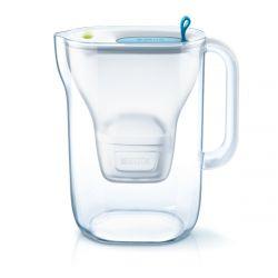 Brita Style Cool Maxtra+ 2.4 L-es kék vízszűrő kancsó