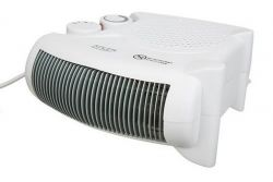 Adler AD 77 1000 W, 2000 W fehér fűtőventilátor