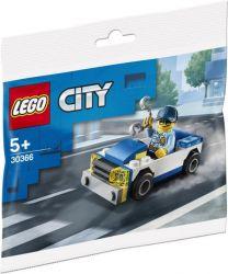 LEGO® (30366) City Rendőrautó