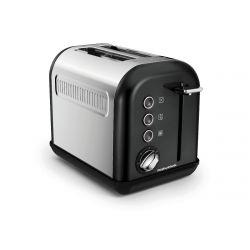 Morphy Richards Accents Special Edition 850W 2 szeletes fekete kenyérpirító