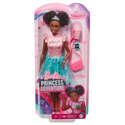 Mattel Barbie Princess Adventure Nikki hercegnő