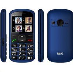 "myPhone Halo 2 2,2"" 24Mb Single SIM 2G kék mobiltelefon"