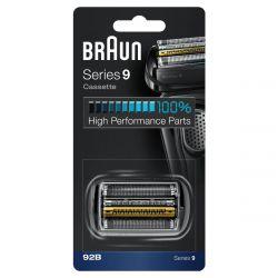 Braun Series 9 92B fekete borotvafej