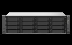 QNAP TS-1673AU-RP-16G 16 fiókos NAS szerver