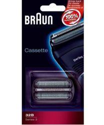 Braun 32B fekete borotvafej