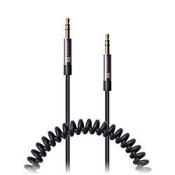 Connect IT CI-480 Wirez 3.5 mm apa-apa 1.8 m fekete kábel