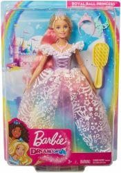 Mattel Barbie Dreamtopia szivárvány hercegnő