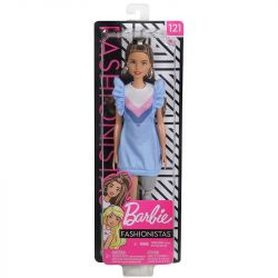 Mattel Barbie Fashionistas baba lábprotézissel