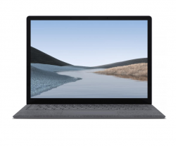 "Microsoft Surface Laptop 3 - 13.5"" (2256 x 1504), Core i5 (1035G7, rPlus), 8GB, 256GB SSD, Win10 Pro Ger szürke notebook"