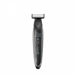 Adler AD 2922 USB töltős fekete borotva