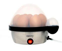 Camry CR 4482 7részes 450W ezüst/fekete tojásfőző