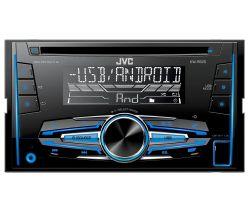 JVC KWR-520 AUX USB autórádió