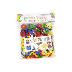 Intelli Toys 02620 Tárcsák műanyag építőjáték
