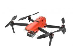 Autel EVO II Dual 640T Rugged Bundle 48 MP, 20 m/s fekete-piros radiometrikus hőkamerás drón