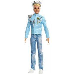 Mattel Barbie Princess Adventure Ken baba
