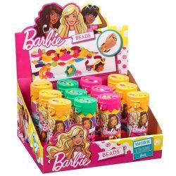 Mattel Barbie (306947) gyöngy ékszerkészítő szett tégelyben