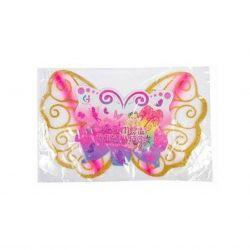 MTS 04831 (46 cm) arany-rózsaszín pillangó- és tündérszárny