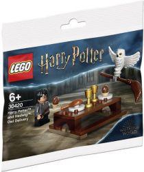 LEGO® (30420) Harry Potter- Harry Potter és Hedwig
