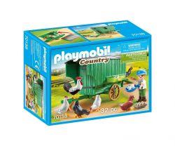 Playmobil® (70138) Country Mobil tyúkól