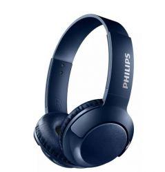 Philips BASS+ Bluetooth fekete mikrofonos fejhallgató